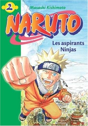 Naruto n° 2 Les aspirants ninjas