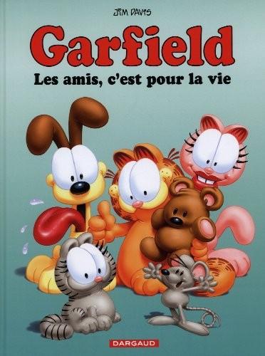 Garfield n° 56 Les amis, c'est pour la vie