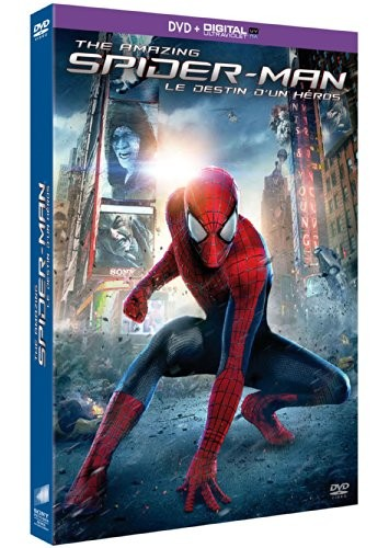 Spider-Man The Amazing Spider-man - Le Destin d'un héros