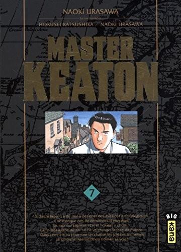 Master Keaton n° 7