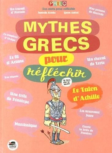 """Afficher """"Mythes Grecs pour réfléchir"""""""