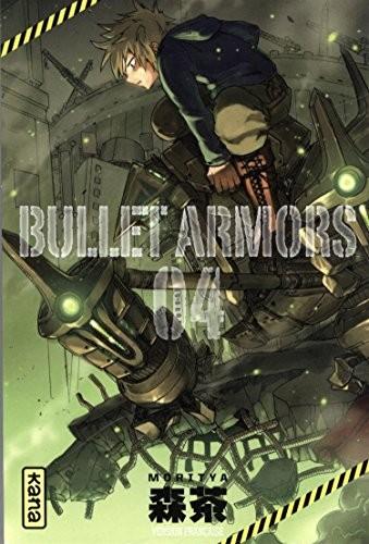 Bullet armors n° 4