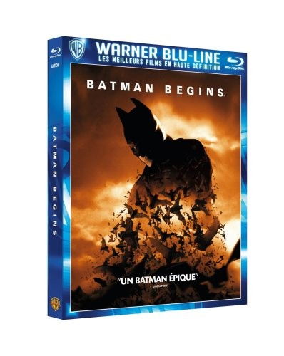 Batman (cycle Christopher Nolan) n° 1 Batman begins