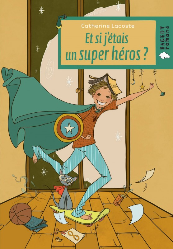 Et si j'étais un super héros ?