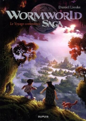 Wormworld saga n° 1 Le voyage commence