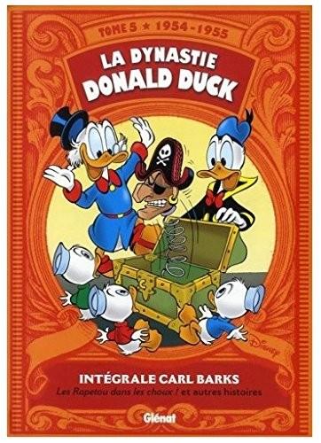 La dynastie Donald Duck n° 5 Les Rapetou dans les choux !