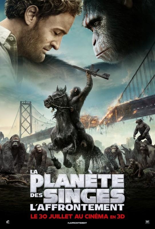 Planète des singes (La) La planète des singes : l'affrontement