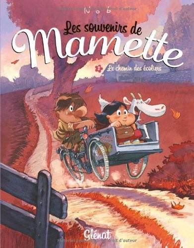 Les souvenirs de Mamette n° 2Le chemin des écoliers