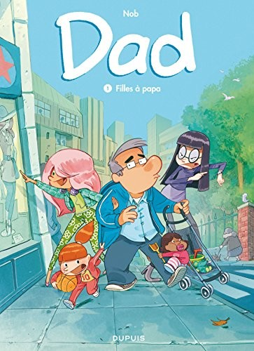 Dad n° 1 Filles à papa