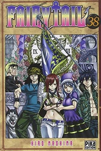 Fairy Tail n° 38