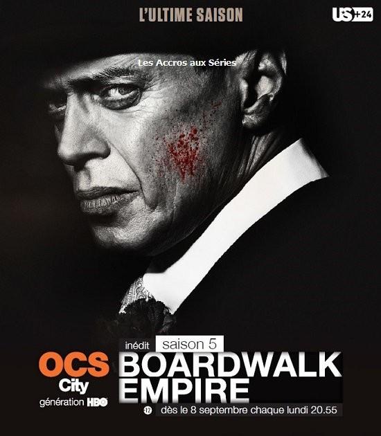 Boardwalk Empire - Saison 5