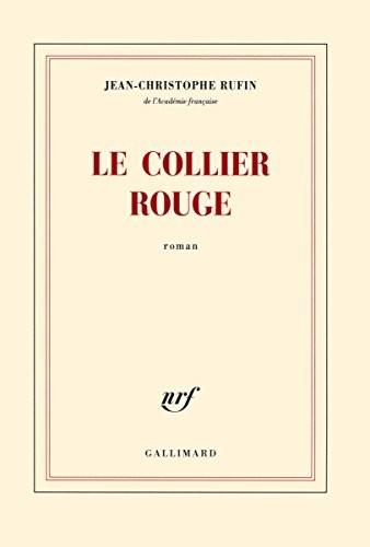 COLLIER ROUGE LE
