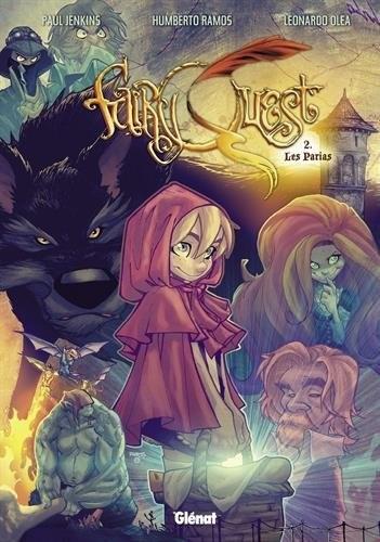 """Afficher """"Fairy quest n° 2 Les parias"""""""