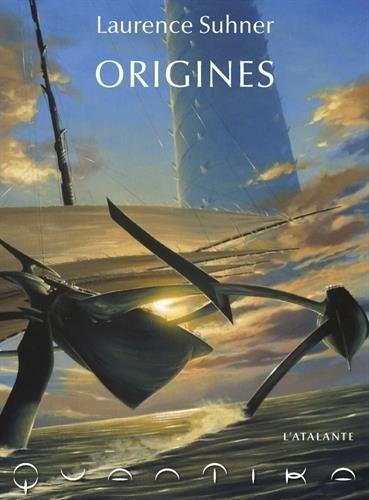 Quantika n° 3 Origines