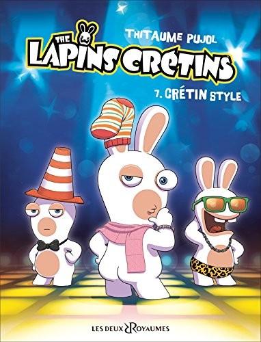 "Afficher ""The Lapins crétins n° 7 Crétin style"""