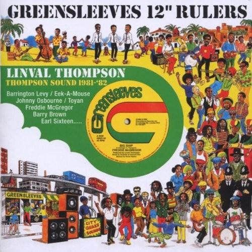 """Greensleeves 12"""" rulers"""
