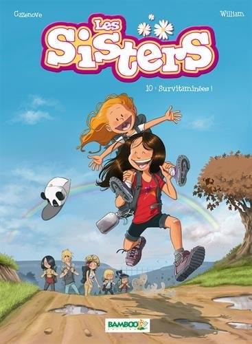 Sisters (Les) n° 10 Survitaminées !