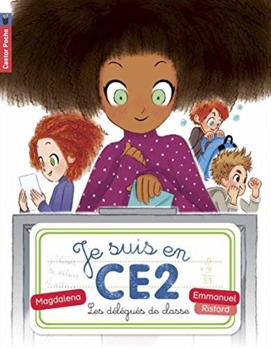 Je suis en CE2 n° 2 Les délégués de classe