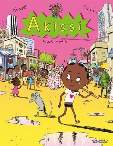 Akissi n° 6 Akissi 6: Sans amis
