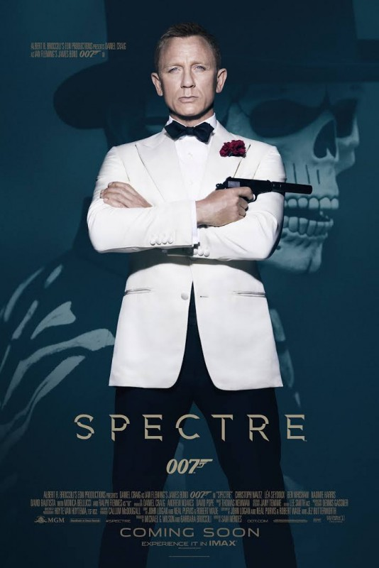 James Bond n° 24Spectre