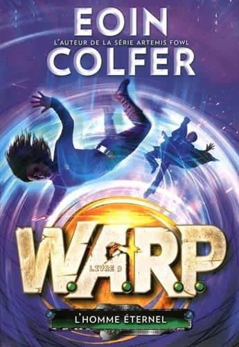 WARP n° 3 L'homme éternel