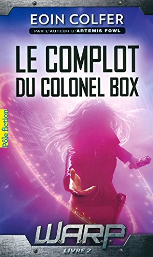 WARP n° 2 Le complot du colonel Box