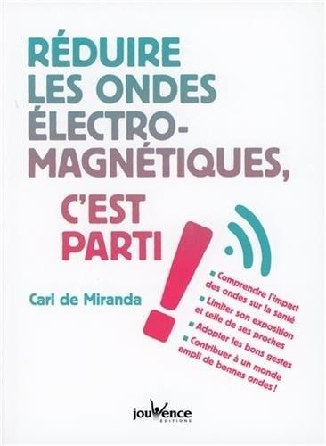 Réduire les ondes électro-magnétiques, c'est parti !