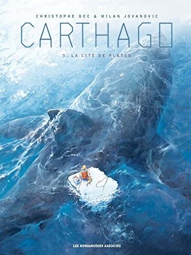 """Afficher """"Carthago n° 05<br /> La cité de Platon"""""""