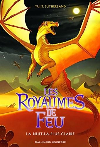 Royaumes de feu (Les) n° 5 Nuit-la-plus-claire (La)