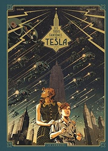 Les trois fantômes de Tesla - série en cours n° 1 Le mystère chtokavien