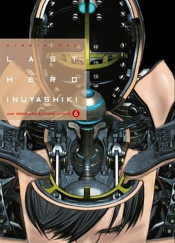 Last hero Inuyashiki n° 6