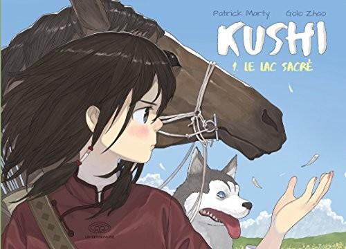 Kushi n° 1 Le Lac sacré