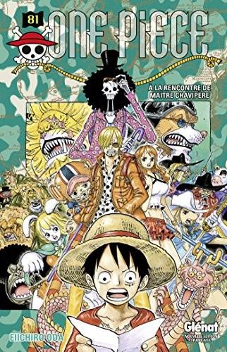 """Afficher """"One Piece n° 81 À la rencontre de maître Chavipère"""""""