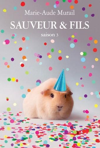 """Afficher """"Sauveur & fils n° 03<br /> Sauveur & fils : saison 3"""""""