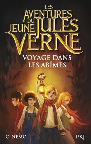 Les aventures du jeune Jules Verne n° 3 Voyage dans les abîmes - 3