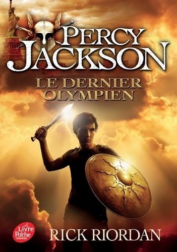 Percy Jackson n° 5 Le dernier Olympien