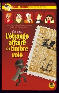 Ernest & Sherlock apprentis détectives Etrange affaire du timbre volé (L')