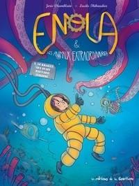 """Afficher """"Enola & les animaux extraordinaires n° 3<br /> Le kraken qui avait mauvaise haleine"""""""