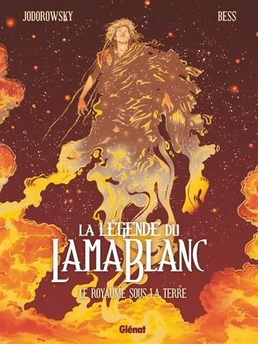 La légende du lama blanc n° 3 Le royaume sous la terre