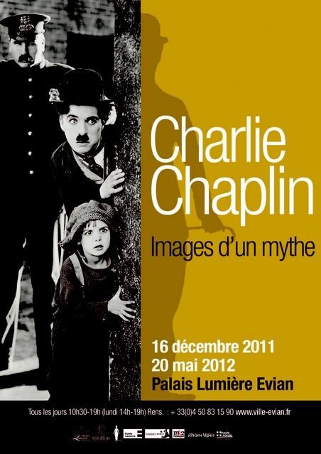 Charlie Chaplin, images d'un mythe