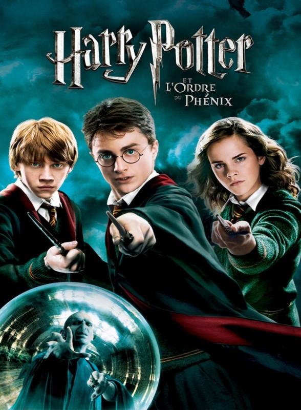 Harry Potter Harry Potter et l'Ordre du Phénix