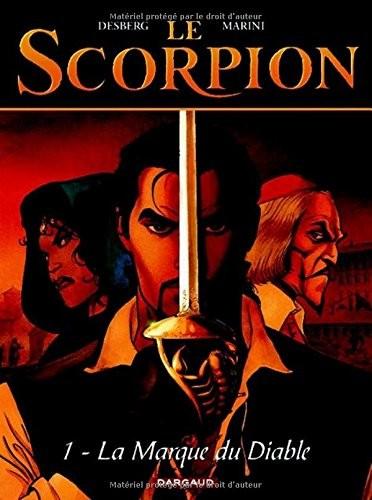 Le Scorpion n° 1La Marque du diable