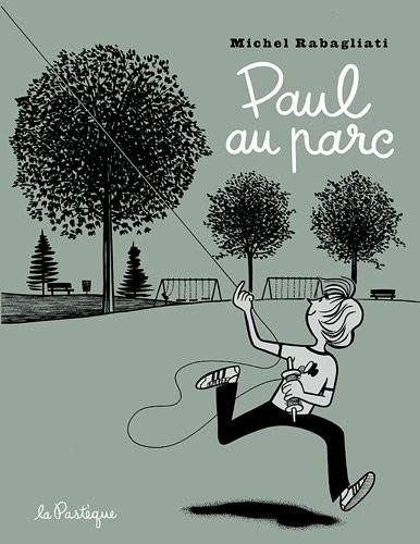 Paul n° 7Paul au parc