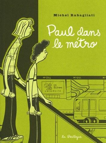Paul n° 4Paul dans le métro