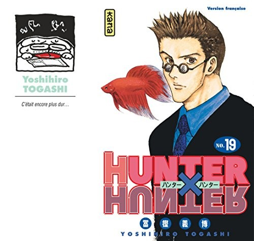 Hunter x Hunter. n° 19 Hunter x Hunter