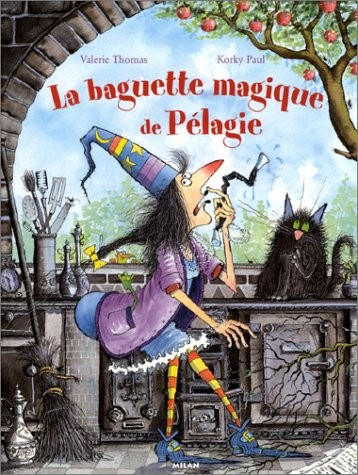 La baguette magique de Pélagie