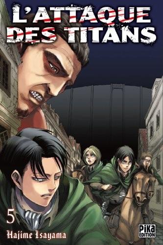 L'attaque des titans n° 5