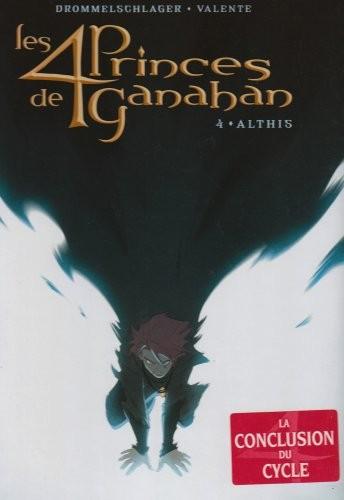 Les 4 princes de Ganahan n° 4Althis