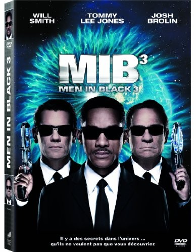 Men in black n° 3 Men in black 3 - MIB 3