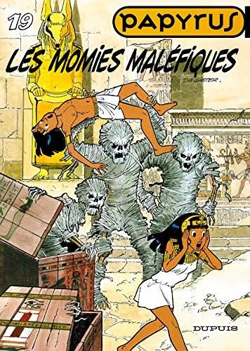 "<a href=""/node/187057"">Papyrus - no 19: les momies malefiques</a>"
